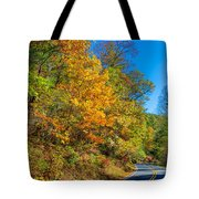 Highway Of Brilliance Tote Bag