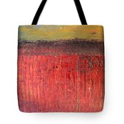Highway Series - Cranberry Bog Tote Bag