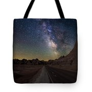 Highway To Tote Bag