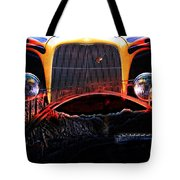 Highway To Hell Tote Bag
