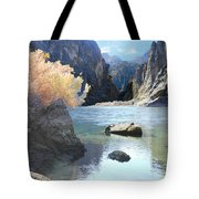 Hikers Haven Tote Bag