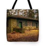 Hiker's Rest Tote Bag