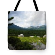 Hiker's Reward Tote Bag