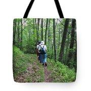 Hiking Group Tote Bag