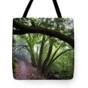 Hiking Huckleberry Tote Bag