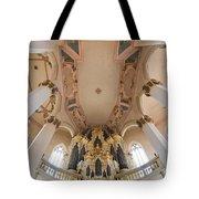 Hildebrandt Organ Naumburg Tote Bag