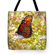 Hill Country Butterfly Tote Bag