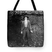 Hillbilly, C1900 Tote Bag