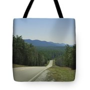 Hills Of Talladega National Forest Alabama Tote Bag