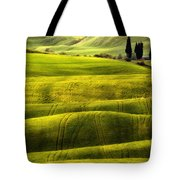 Hills Of Toscany Tote Bag