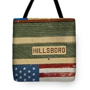 Hillsboro Village Nashville Tote Bag