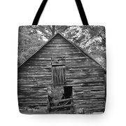 Hillside Barn Tote Bag