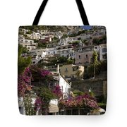 Hillside Positano Tote Bag