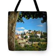 Hillside Tuscan Village  Tote Bag