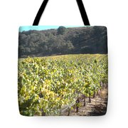 Hillside Vineyard Tote Bag