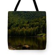 Hilltop In The Berkshires Tote Bag
