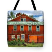 Hilo Town House Tote Bag