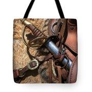 Hilt And Handle Tote Bag