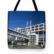 Hilton International Airport Hotel Melbourne Tote Bag