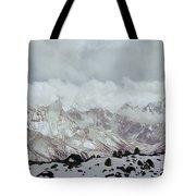 Himalayan Sherpa Memorial Tote Bag