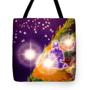 Himalayan Yogi's Tote Bag