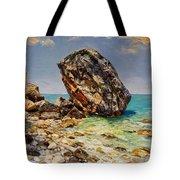 Himara's Big Rock Tote Bag