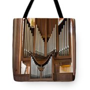 Himmerod Abbey Organ Tote Bag