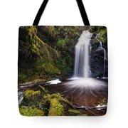 Hindhope Waterfall Tote Bag
