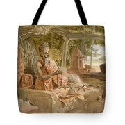 Hindu Fakir, From India Ancient Tote Bag
