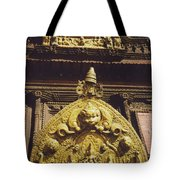 Hindu Gold By Jrr Tote Bag