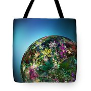Hippies' Planet 2 Tote Bag