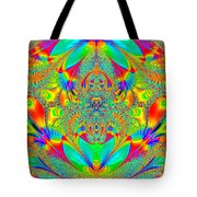 Hippies Unite Tote Bag