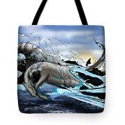 Hippocampi Tote Bag
