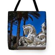 Hippocampus At Caesars Palace Tote Bag