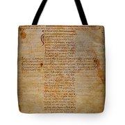Hippocratic Oath Tote Bag