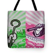 His And Hers Cultural Revolution Tote Bag