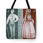 His And Hers Traditional Costumes Tote Bag