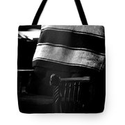 His Chair 2 Tote Bag
