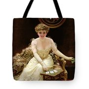 His Fortune Tote Bag by English School