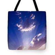 His Glory 2 Tote Bag