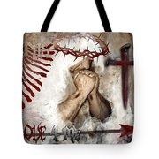 His Love 4 Me Tote Bag