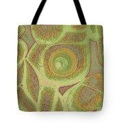 His Navel Australian Aboriginal Tote Bag
