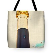 Historic Absecon Lighthouse Tote Bag