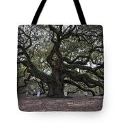 Historic Angel Oak Tote Bag
