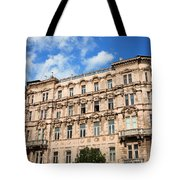 Historic Apartment House In Budapest Tote Bag