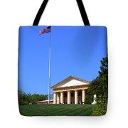 Historic Arlington House Tote Bag