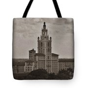 Historic Biltmore Hotel Tote Bag