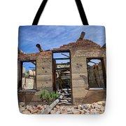 Historic Building Nine Mile Canyon - Utah Tote Bag