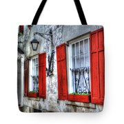 Historic Charleston Pirates House Tote Bag