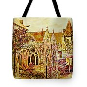 Historic Chruches St Louis Mo - Digital Effect 3 Tote Bag